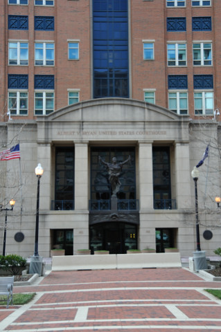 Albert V. Bryan United States Courthouse
