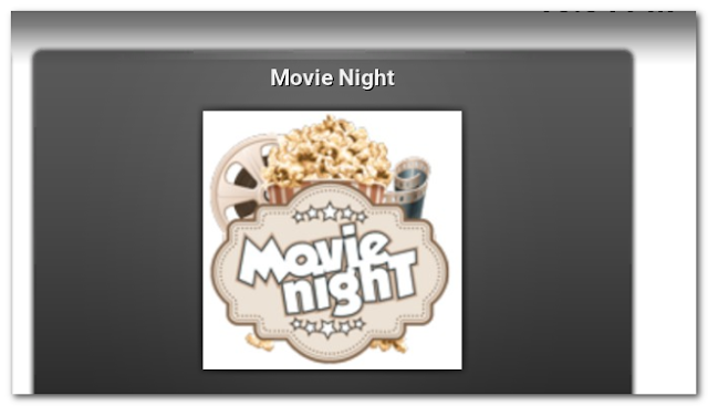 Movie Night Addon