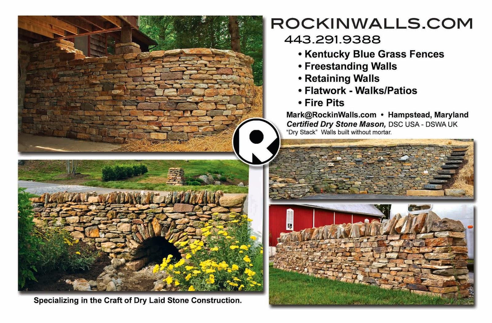 ROCKIN WALLS: Estimate / Service