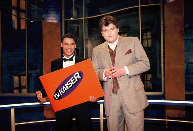 RTL. Michael Dierks (Marco Mommsen ) und Martin Zuhr (TV Kaiser)