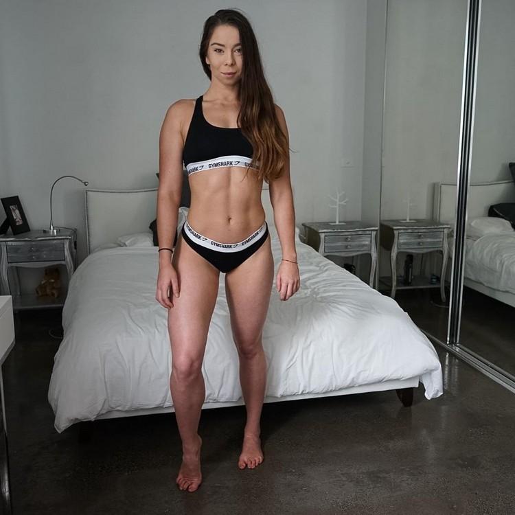 Bec Chambers Australian fitness blogger