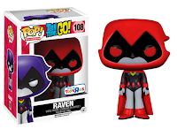 Funko Pop! Raven RED