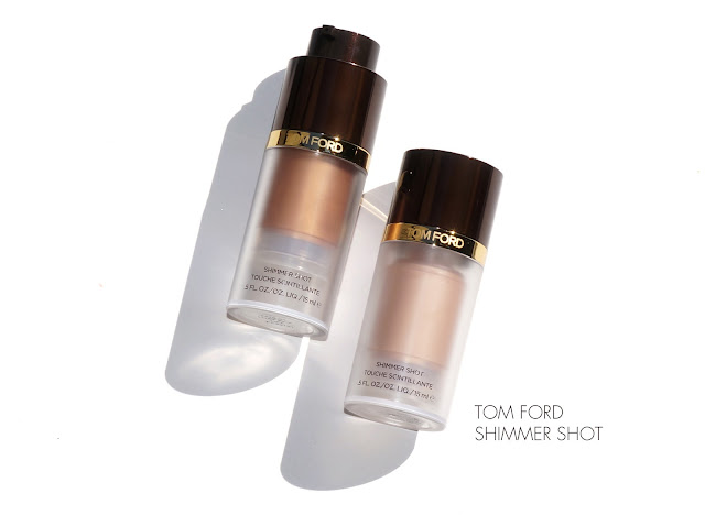 The Beauty Look Book - Tom Ford Shimmer Shots