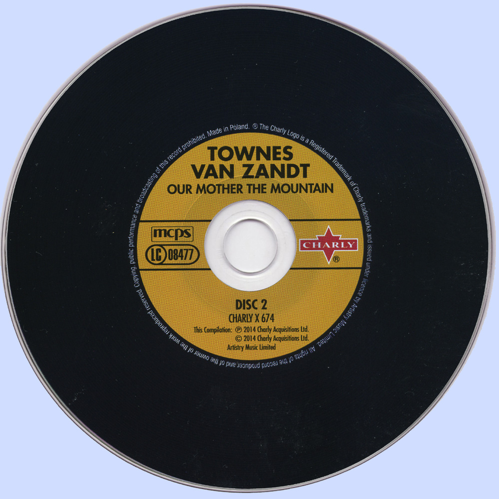 Our Mother The Mountain Chords by Townes Van Zandt ...