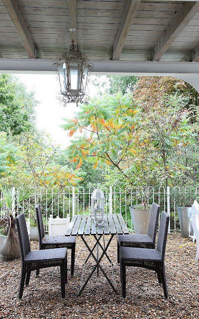 Outdoor patio- Garden {Cool Chic Style Fashion}