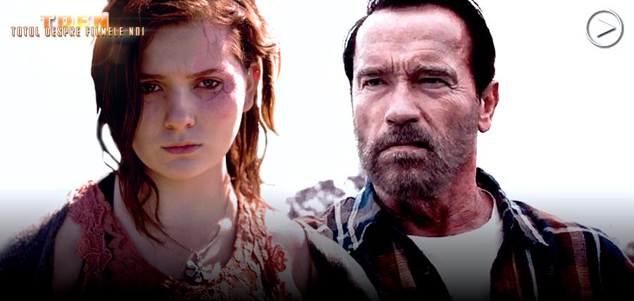Arnold Schwarzenegger, este cel mai dedicat tată, atunci când fiica lui se transformă în zombi, în drama Maggie.