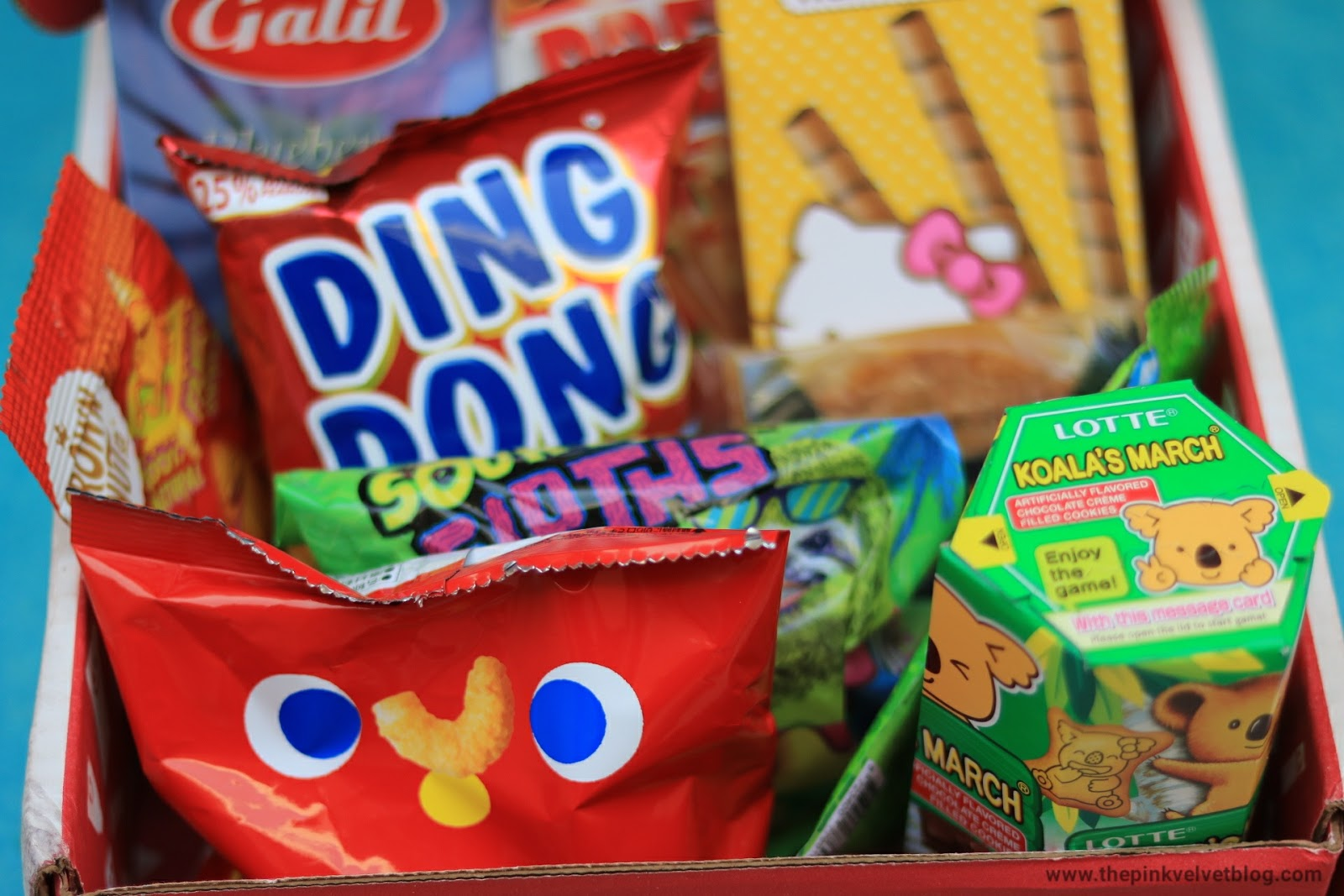 MunchPak Snack Subscription Box