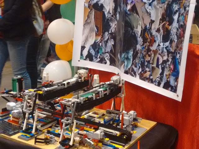 CAPITAL KIDS STRIKE GOLD AT THE FIRST ROBOTICS WORLD CHAMPIONSHIP