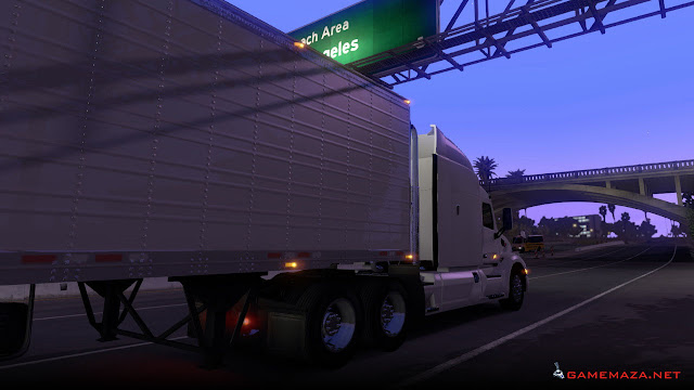American Truck Simulator Gameplay Screenshot 4