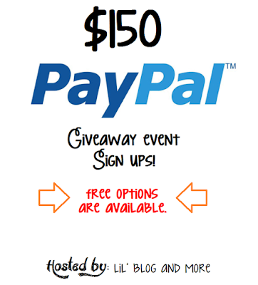 http://www.ratsandmore.com/2016/02/150-paypal-giveaway-event-sign-ups-now.html