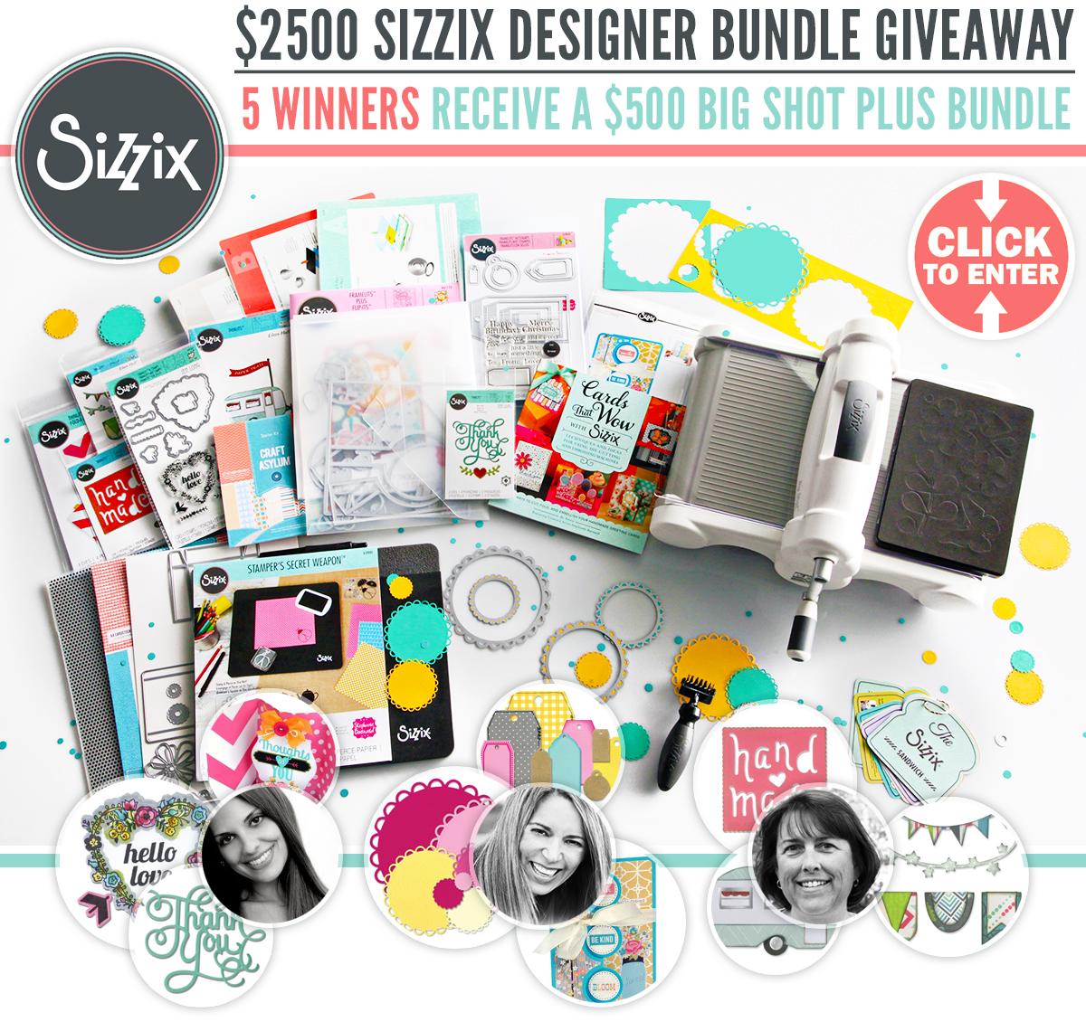 linsey 39 s crafty blog big shot plus bundle giveaway. Black Bedroom Furniture Sets. Home Design Ideas