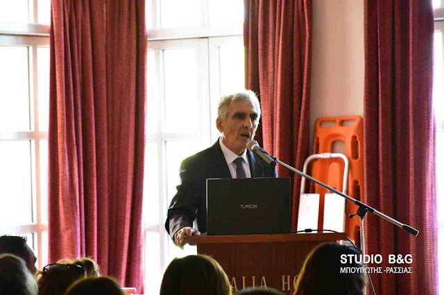 Με επιτυχία ολοκληρώθηκε το εκπαιδευτικό διήμερο του ΕΚΑΒ στο Ναύπλιο