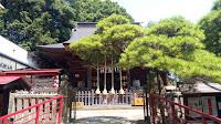 昭島市拝島の住吉神社