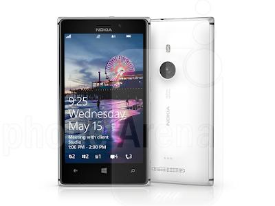 Dien thoai Nokia lumia 925 chinh hang