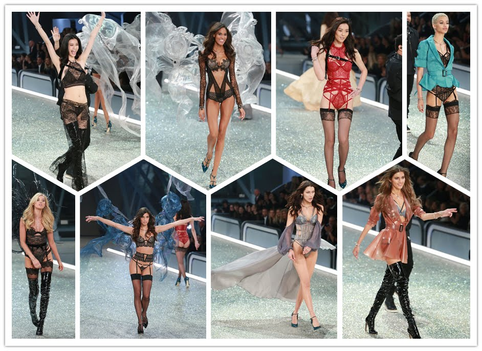 2016 Victoria's Secret Fashion Show - Secret Angel