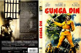 Carátula - Gunga Din 1939