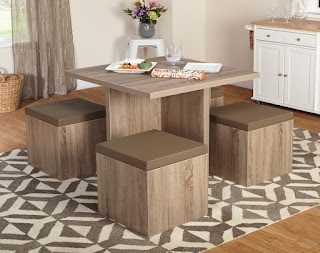 EXAMPLE DESIGN  kitchen table and 5 chairs