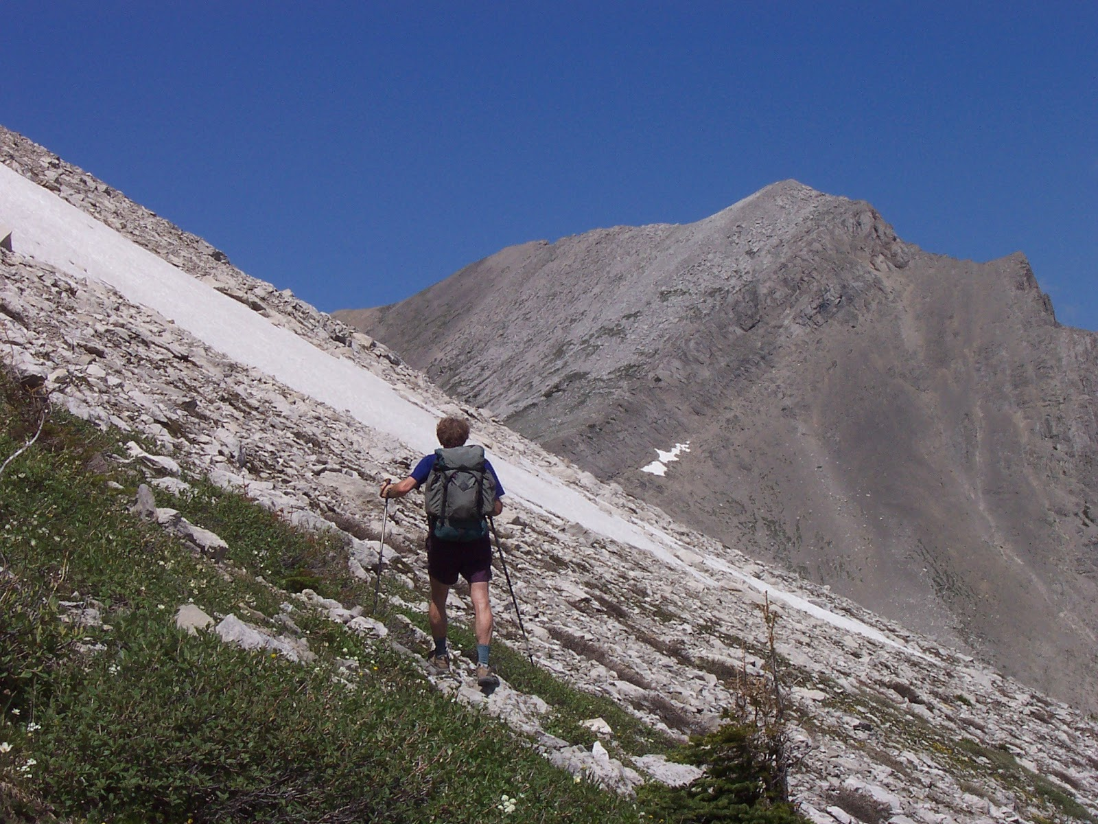 Out there with Tom: Poia, Scarface, Morningstar mountains