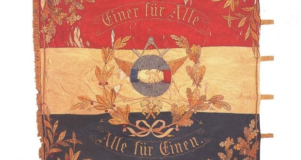 Τεκτονικό χρώμα είχε η πρώτη σημαία του Λουξεμβούργου