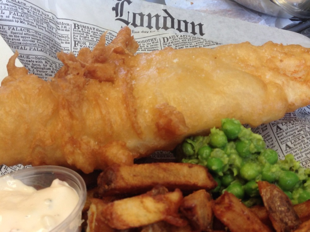 Shoreline area news best fish chips in seattle coming for Best fish and chips in seattle