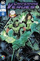 DC Renascimento: Lanternas Verdes #37