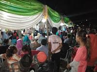Diarak Sepanjang 2 Km, Warga Jatibaru Sebut Lutfi-Feri Calon Walikota dan Wakil Walikota Bima Terbaik