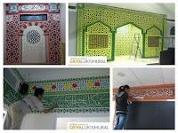 Konsep Kaligrafi Rumah Bernuansa Islami