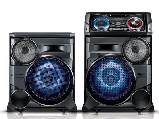 Audio Rumah Samsung MX-HS8500