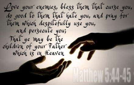 IT Iz FINISHED with Evangelist K L Rich: (BLOG) Love Your