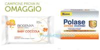 Logo Campioni omaggio Polase e Biogenya Super Baby