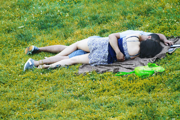 This Couple Was Caught Having Intercourse In The Park. What The Judge Gave As A Punishment Left The Court Speechless!
