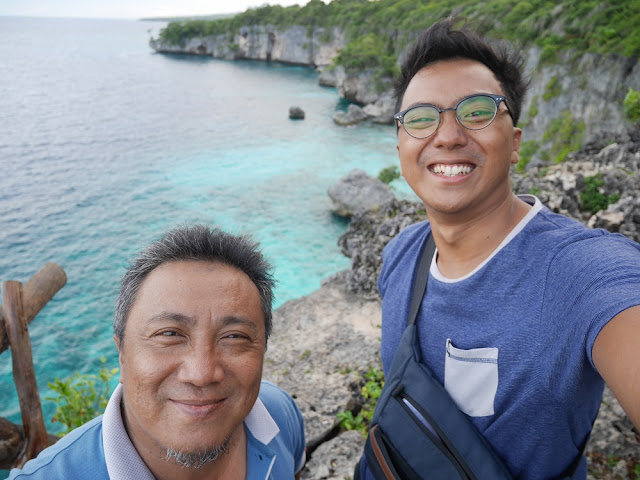 Apparalang Cliff!