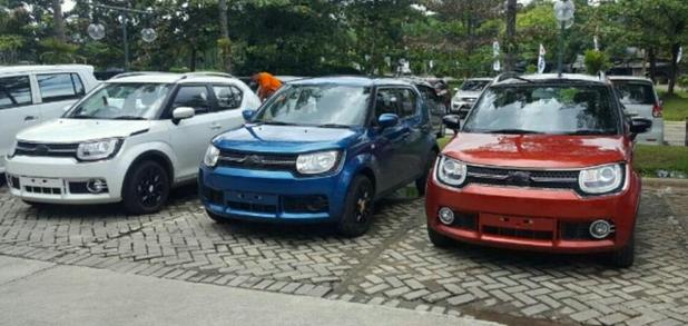 Melihat Kisaran Harga Suzuki Ignis di Pasar Mobil Bekas