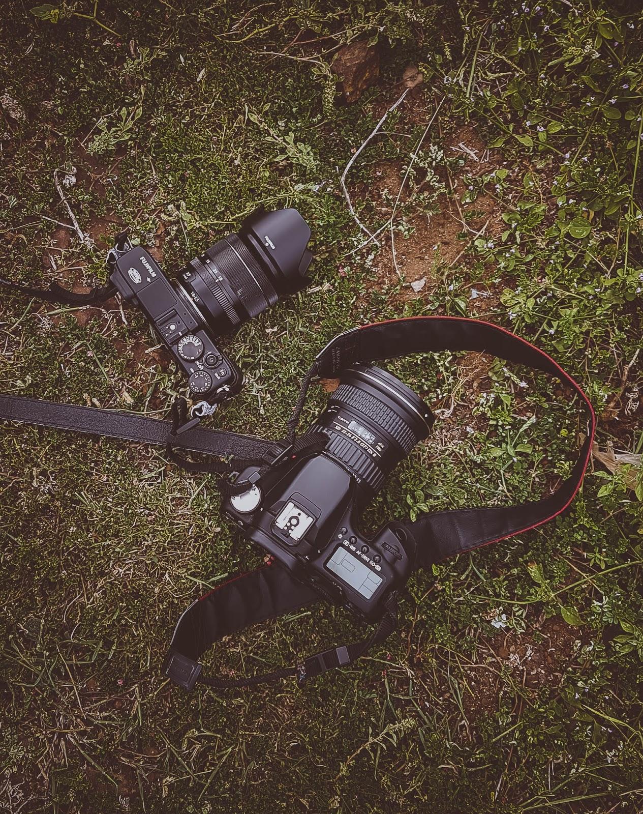 My Gear - Fuji XE-2 & Canon 50D + Tokina 11-16 mm F2.8 Ultra Wide Lens