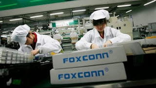 Chinese manufacturing giant Foxconn
