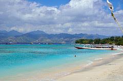 Visitindonesia; Gili Trawangan, An Isle Alongside Panoramic Stance Inward Lombok