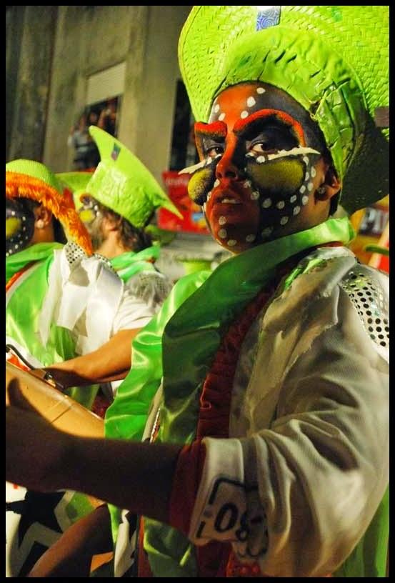 Desfile de Llamadas.C1080. Montevideo. 2011.