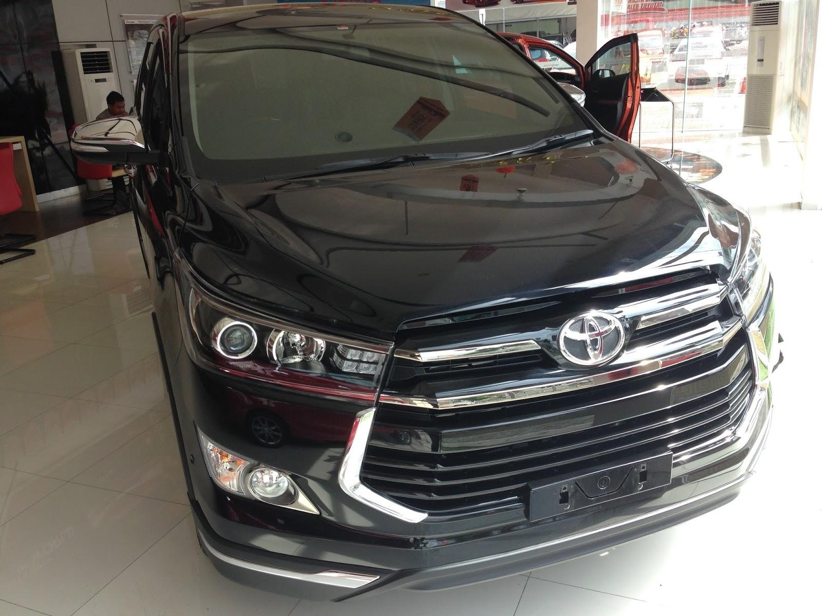 Spesifikasi New Innova Venturer Drl Grand Avanza Harga Toyota Dan 2017 Pekanbaru Riau
