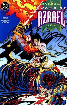 Batman - La espada de Azrael