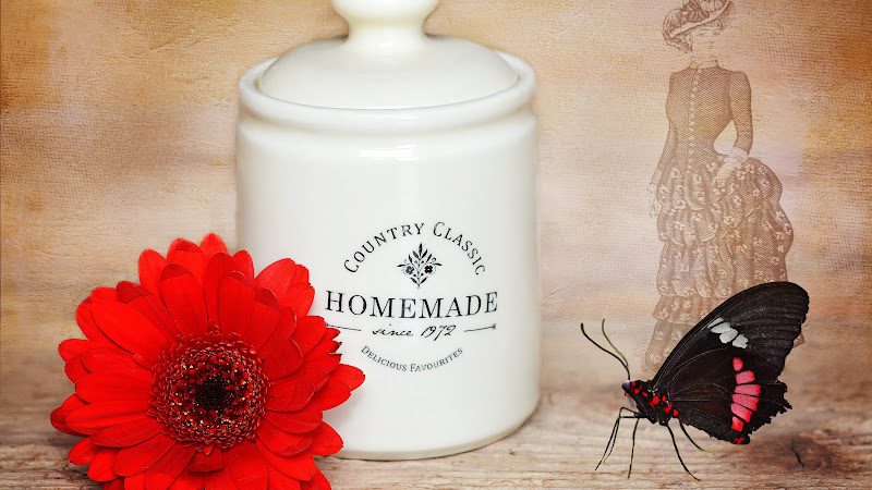 Homemade: Jam Container HD