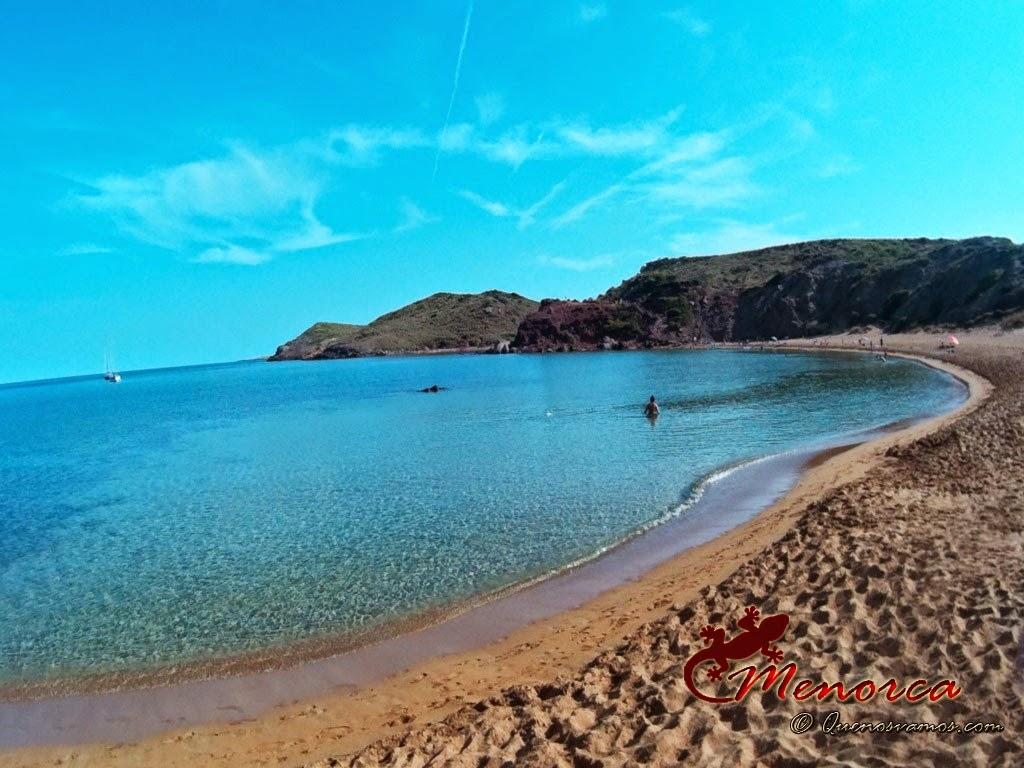 Cala Cavalleria - Menorca