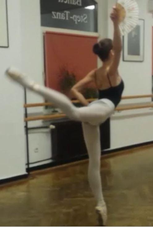 müssen tänzer dehnen