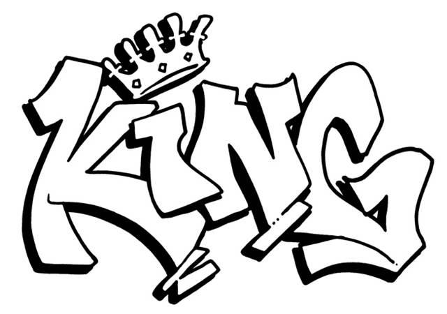 Coole Bilder Zum Ausmalen Und Ausdrucken Die Besten Und Kostenlos Graffiti Ausmalbilder Zum Ausdrucken 2020 04 24