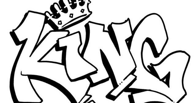 kostenlose malvorlagen graffiti