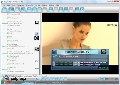 Download ProgDVB and ProgTV For Windows