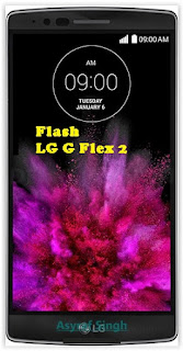 Flash / Install Firmware LG G FLEX 2 H955 / H959 / H955TR