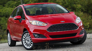 Dream Fantasy Cars-Ford Fiesta Sedan 2013