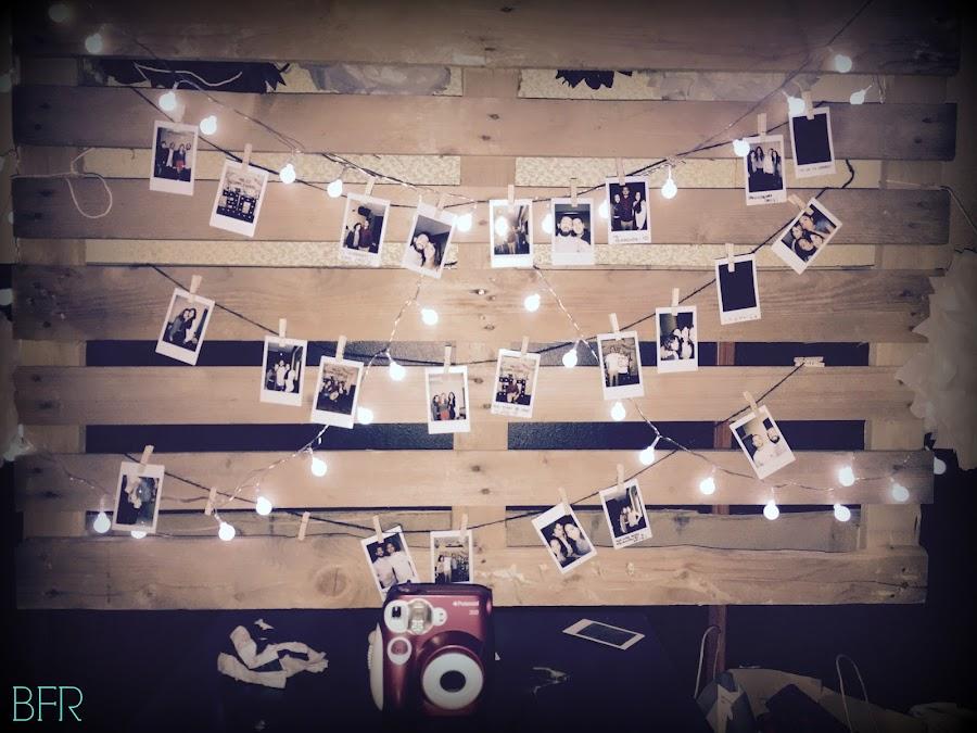 decor birthay party