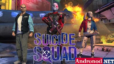 Download Suicide Squad Special Ops Mod Apk v1.1.3 (Unlimited Ammo)