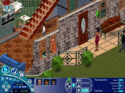 The Sims 1 wallpapers, screenshots, images, photos, cover, poster